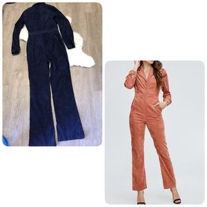NWT Emory Park corduroy jumpsuit Small